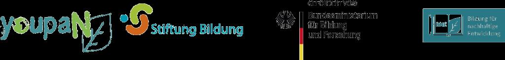 Projekt Wegweiser wird gefördert vom youpaN und der Stiftung Bildung